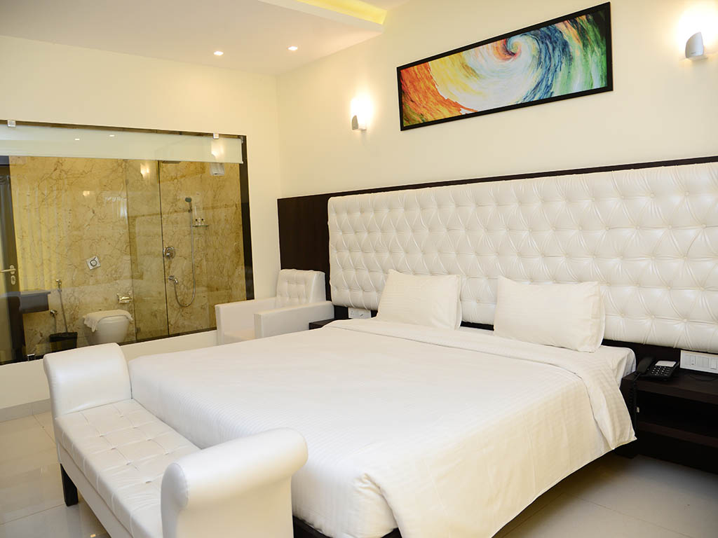hotel rooms in south goa