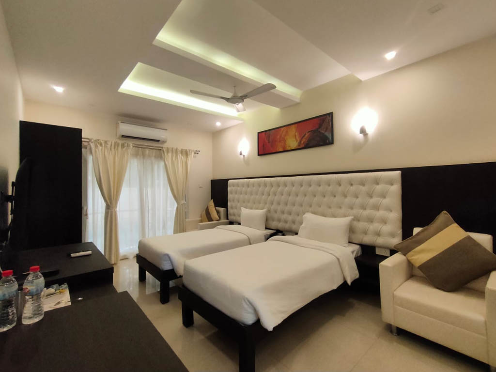 rooms in south goa