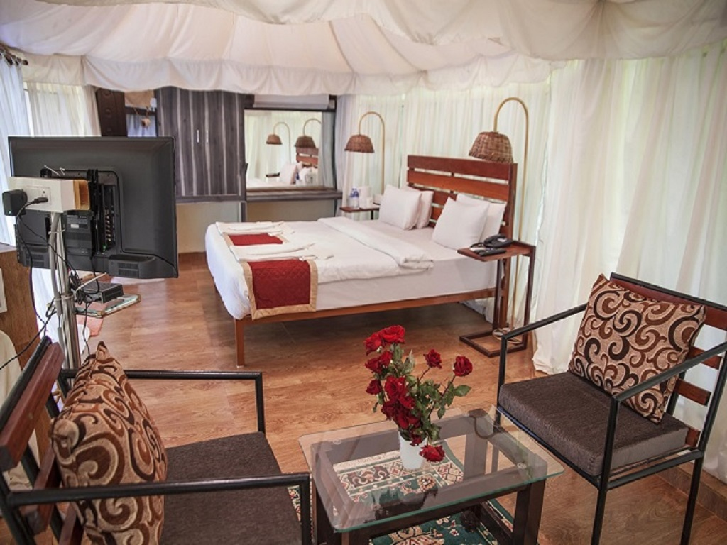 Maharaja Tent Rooms